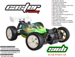 S16BRTR001 1/16 EP off road Buggy 4WD - RTR BRUSHLESS SYSTEM